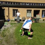 VIKTO ry:n Terveydeksi! -pajassa monipuolista liikuntaa